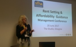Launch of SFHA Guide to Rent Setting and Affordability Tool image