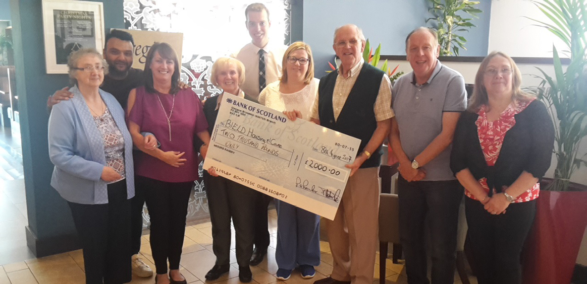 Donation to help older people living with dementia image