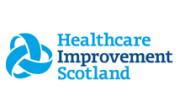 Healthcare Improvement Scotland Logo