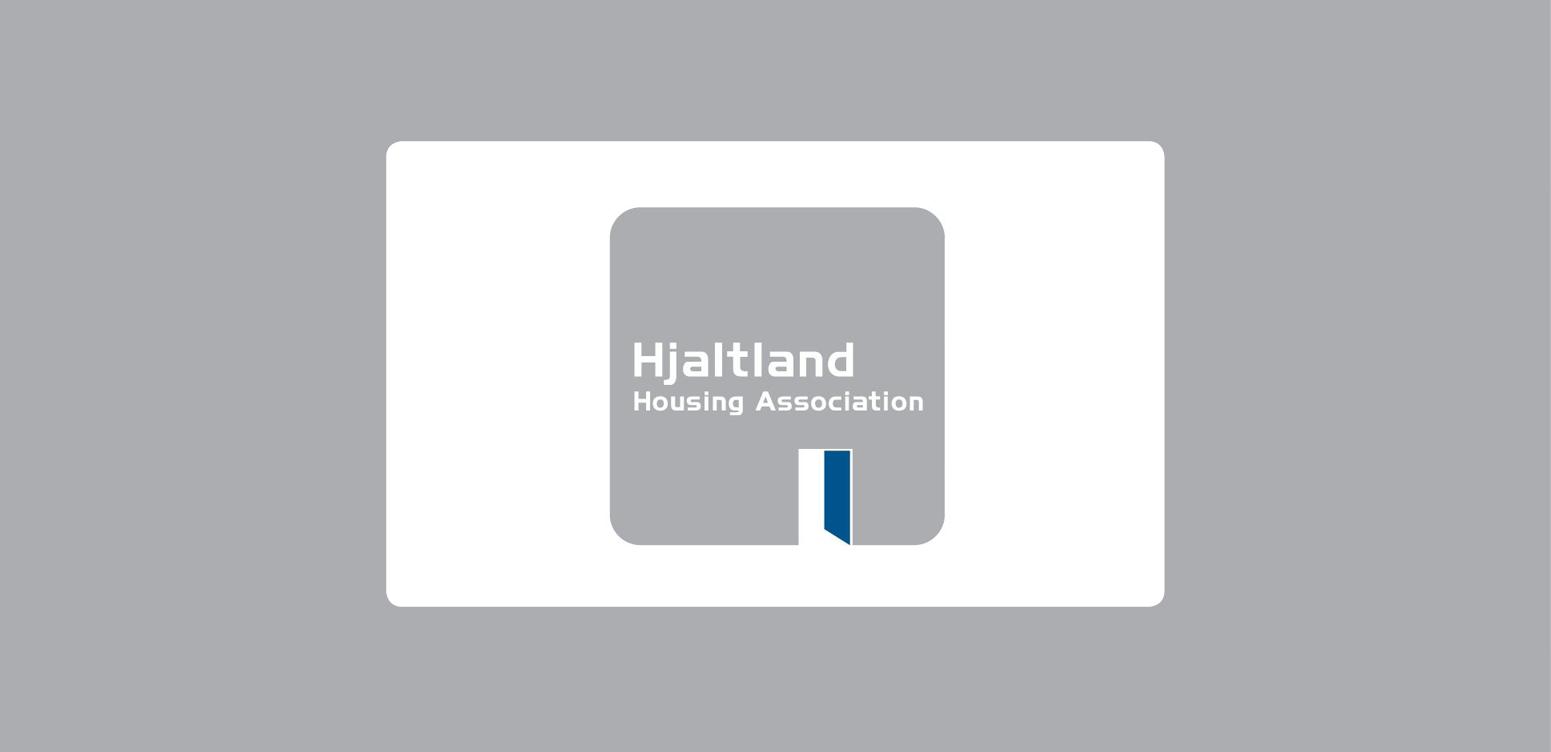 Hjaltland HA - HST Logo