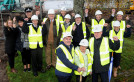 Work begins on 28 new homes in Port Glasgow image