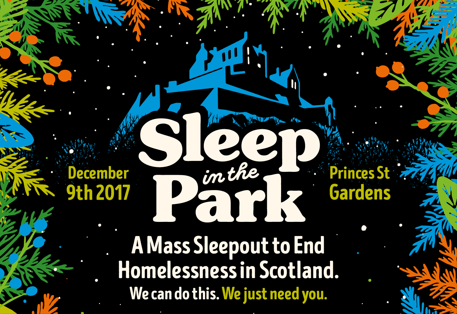 SFHA to Sleep in the Park to help eradicate homelessness image