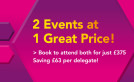 Two events but one great price: SFHA Development and Procurement Conferences image