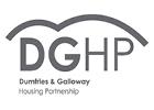 Dumfries and Galloway Housing Partnership Logo