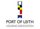 Port of Leith Housing Association Ltd Logo