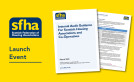 Launch of SFHA Internal Audit Guidance  image