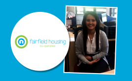 Apprentice case study: Alix Edwards, Fairfield Housing Co-operative