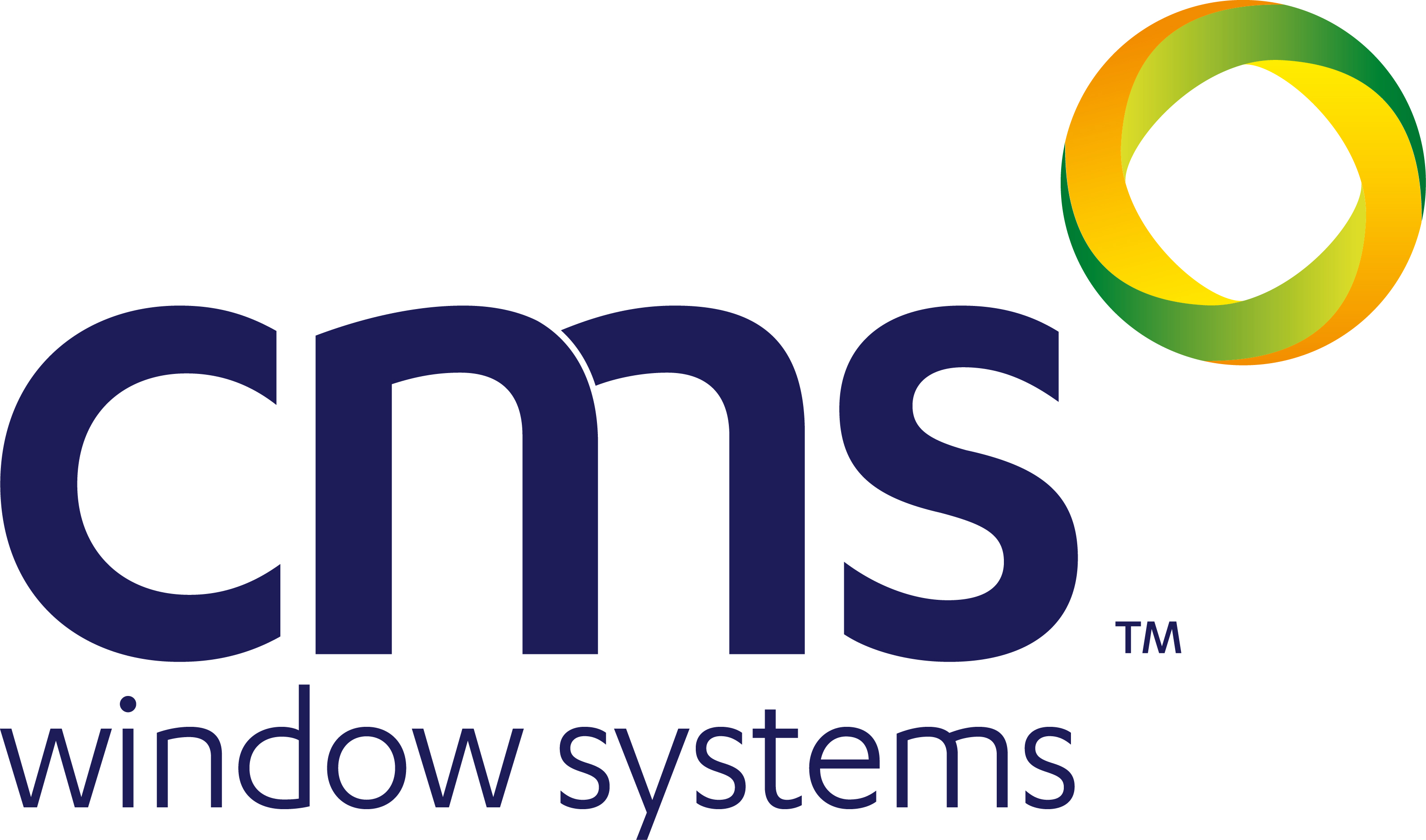 CMS Window Systems Logo