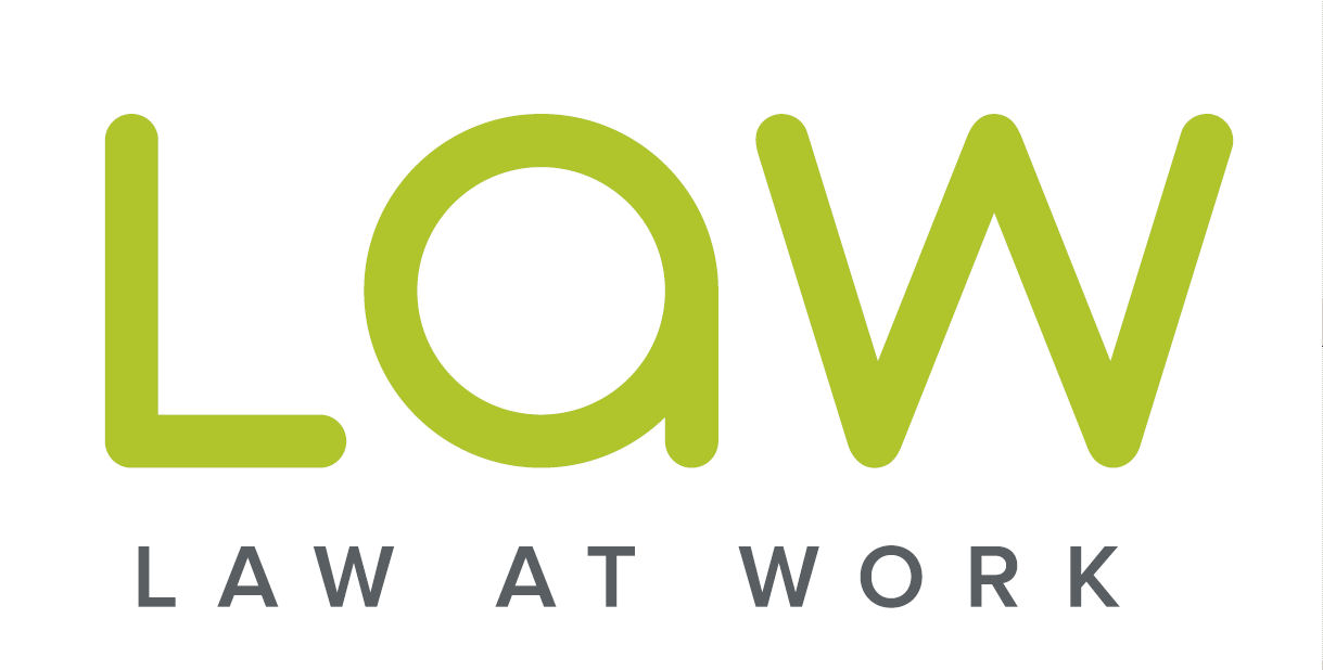 Law at Work Logo
