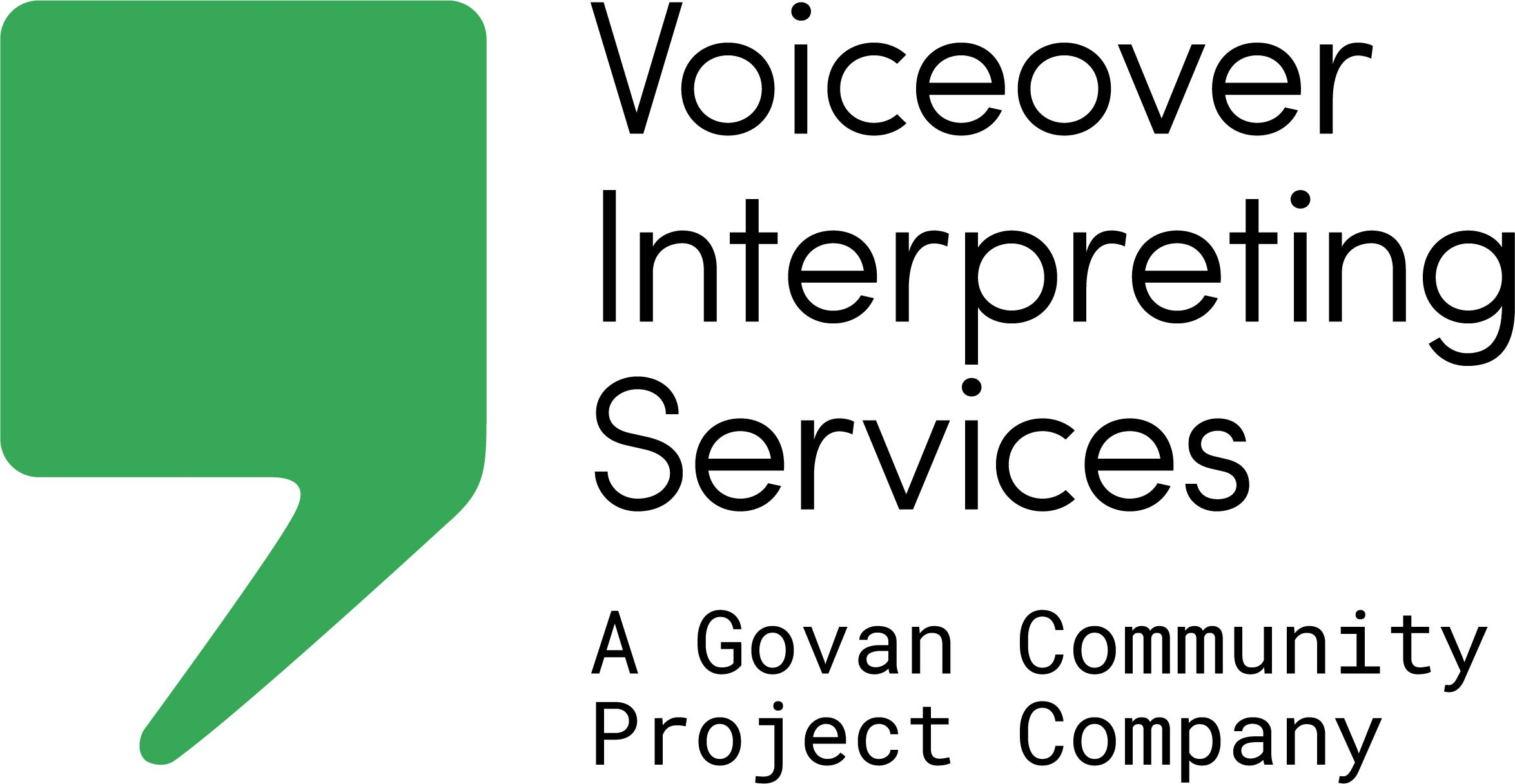 Voice Over Interpreting Services