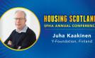 Housing Scotland 2018 meet the speaker: Juha Kaakinen image