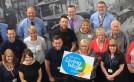 Melville Housing celebrates Living Wage award image