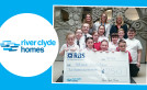 Charity money to be used for trips for Greenock schools image