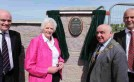 Provost opens Angus housing association development in Forfar image