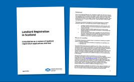 SFHA Responds to Landlord Registration Consultation image