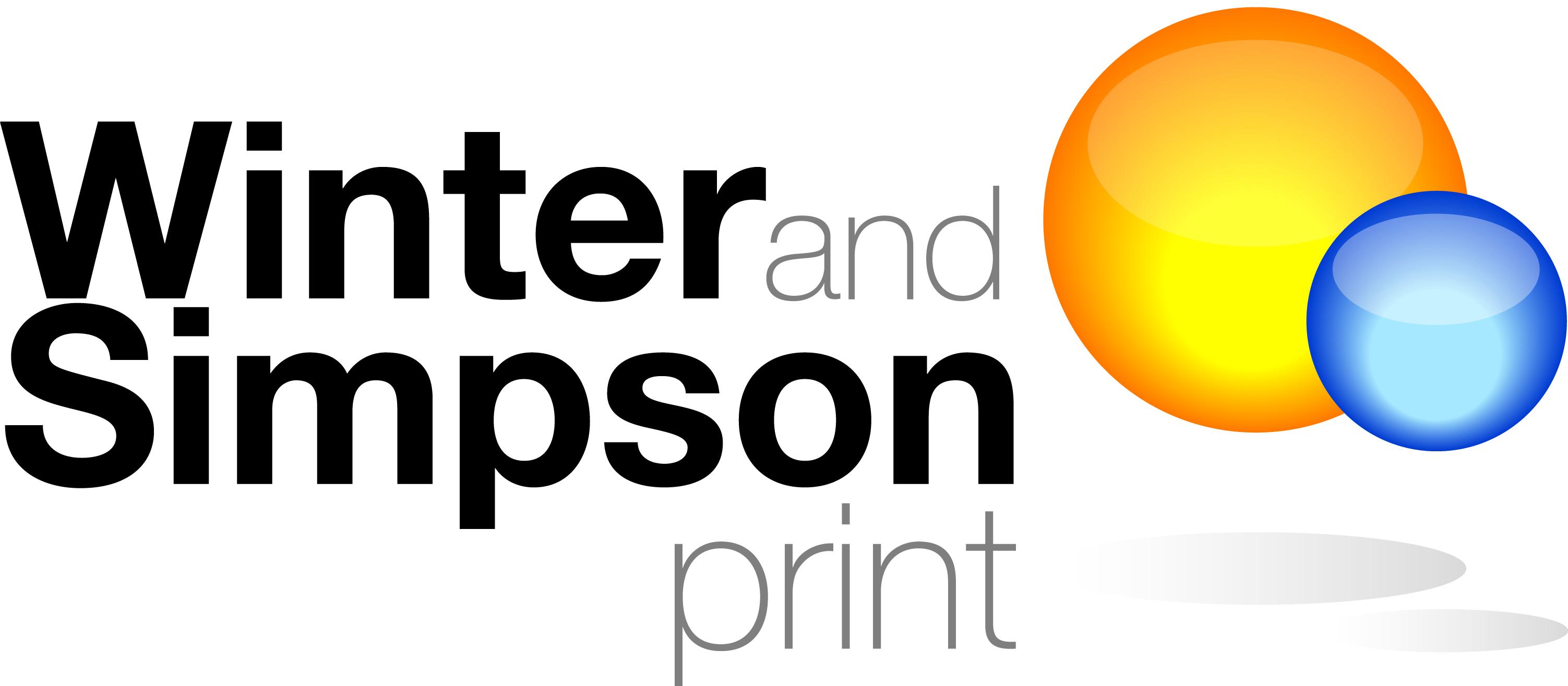 Winter & Simpson Print