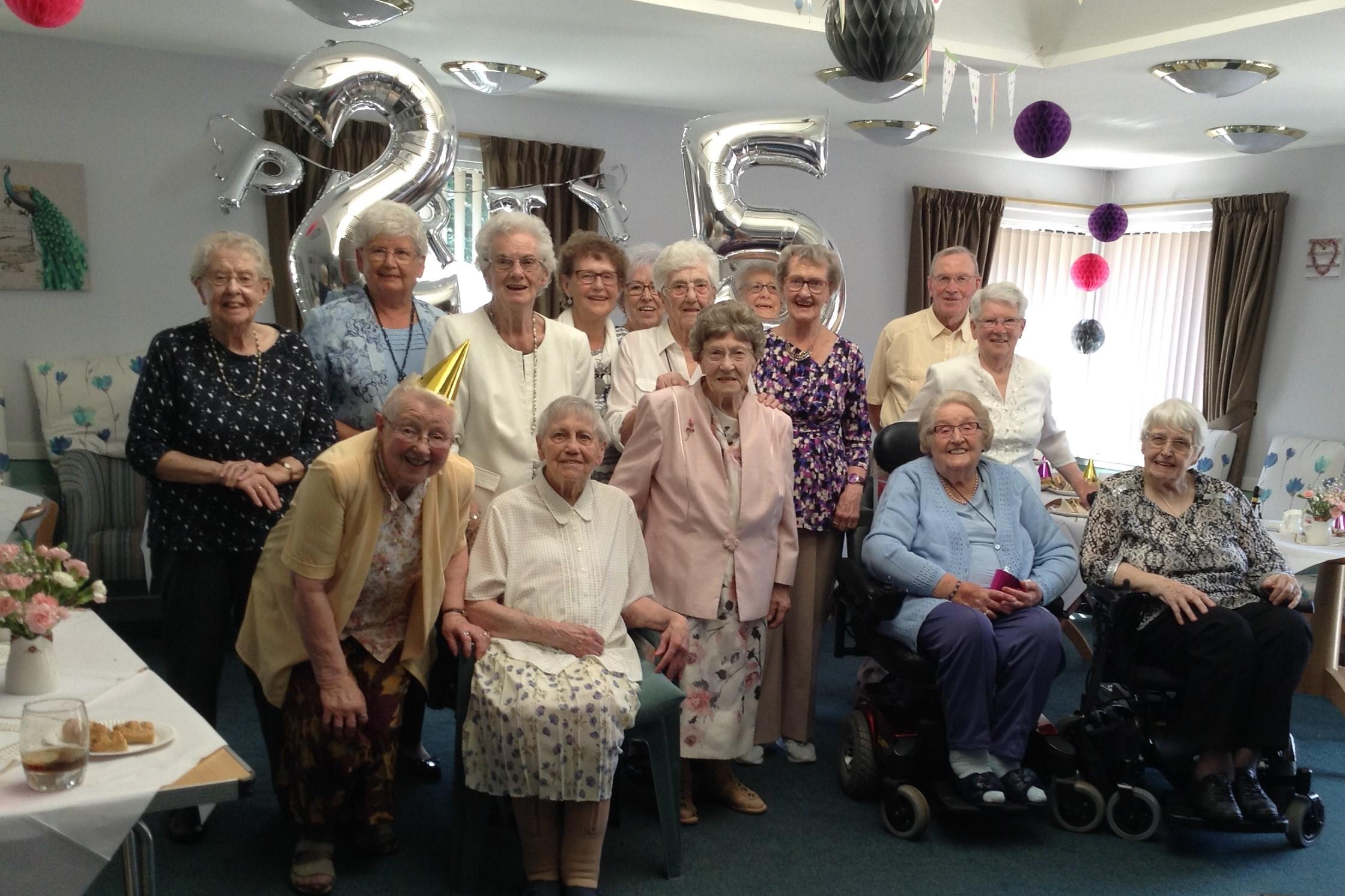 Hanover Scotland complex in Dunfermline celebrates 25th anniversary image