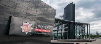 Scottish Fire and Rescue HQ Tour October 2018 image