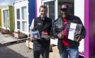 Aico donates alarms to Bristol homeless charity image