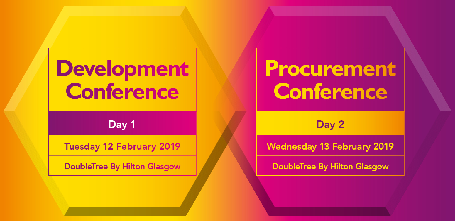 PROGRAMME ANNOUNCED! Development & Procurement Conference – Book Now image