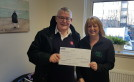 A Christmas donation from Manor Estates image