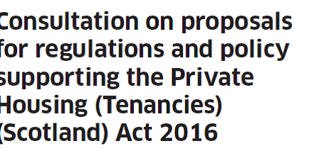 Private Sector Tenancy - Regulations Consultation thumbnail