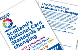 Review of National Care Standards Illustration image