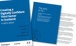 Creating a Digitally Confident Third Sector in Scotland: A Call to Action image