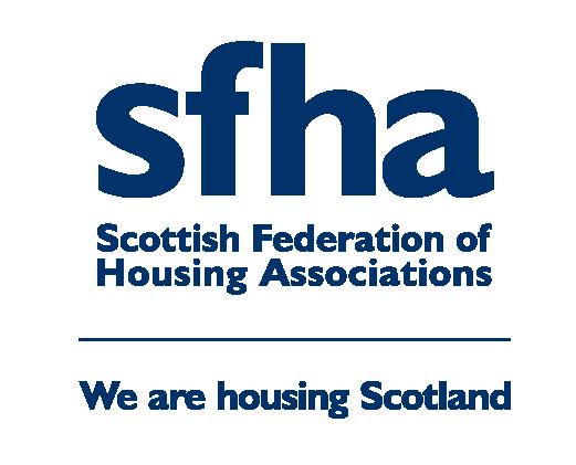 Scottish Federation of Housing Associations  Logo