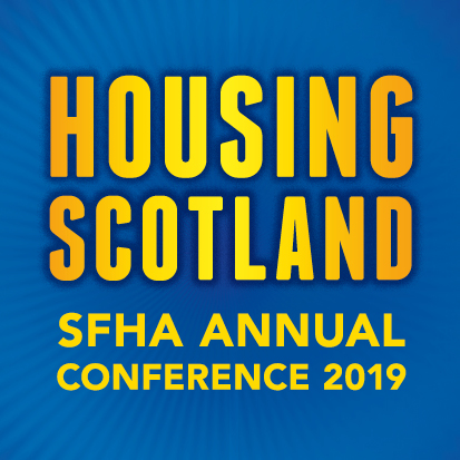 Housing Scotland - SFHA Annual Conference 2019 featured add