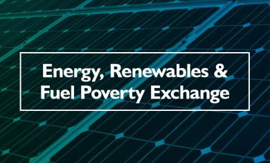 Energy, Renewables and Fuel Poverty Exchange image