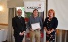 Kingdom Support and Care recognises outstanding work by staff image