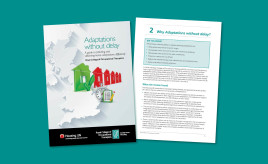 RCOT launches Adaptations Without Delay Guidance image