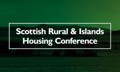 Scottish Rural & Islands Housing Conf 2019 event image