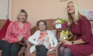 One of Leith's oldest residents turns 100 image