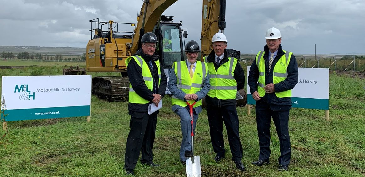 Goathill Farm Care and Housing Development commences image