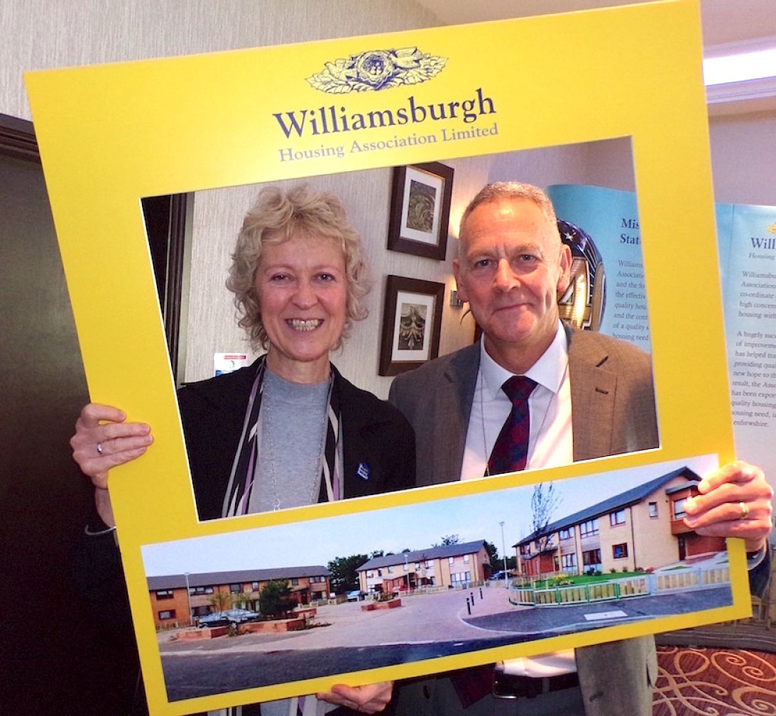 Forty years of Williamsburgh Housing Association image