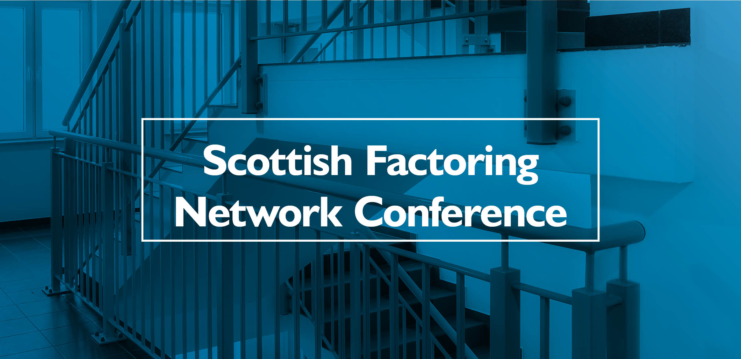 Available to book now - Scottish Factoring Network Conference image