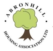 Abronhill Housing Association Logo