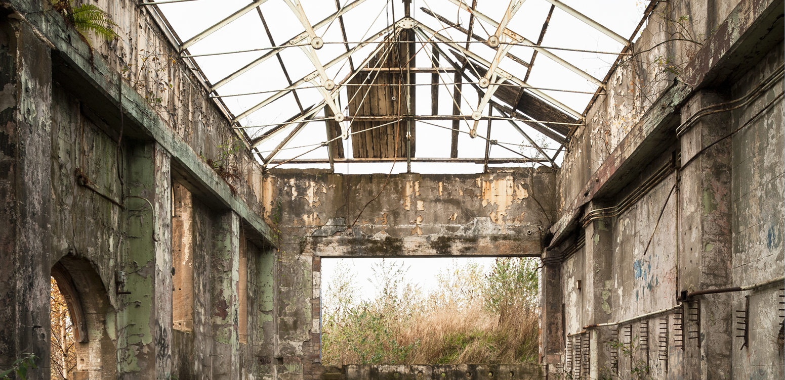 National focus needed to realise the opportunities of transforming derelict land, task force says image