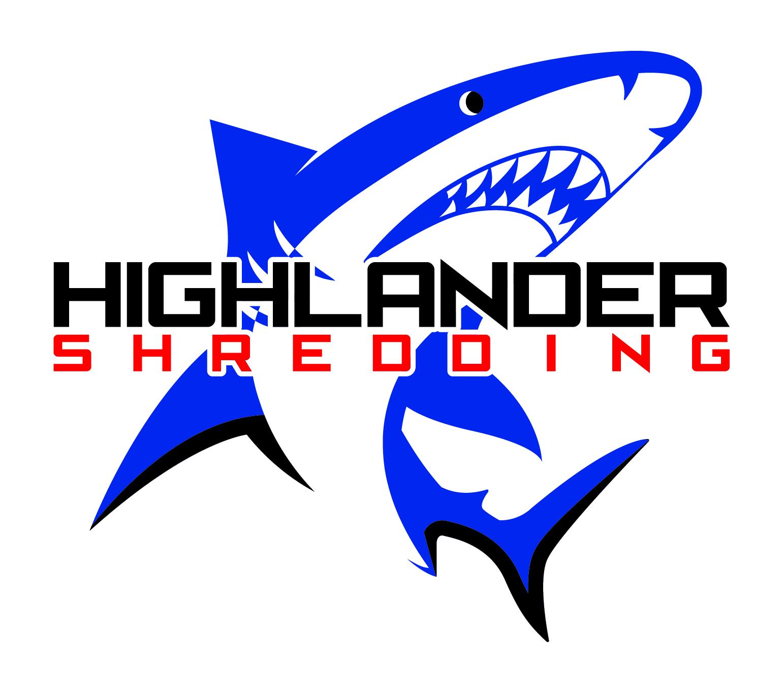 Highlander Security Shredding featured add