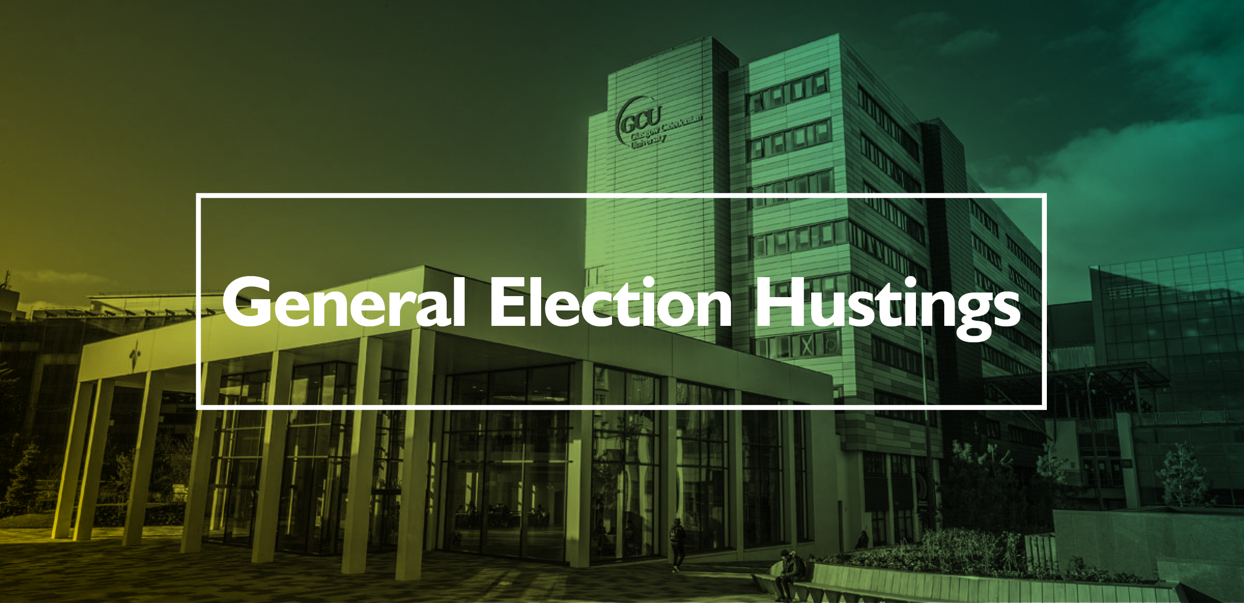 General Election hustings image