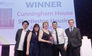 UK award for Glasgow's first social Passivhaus development image