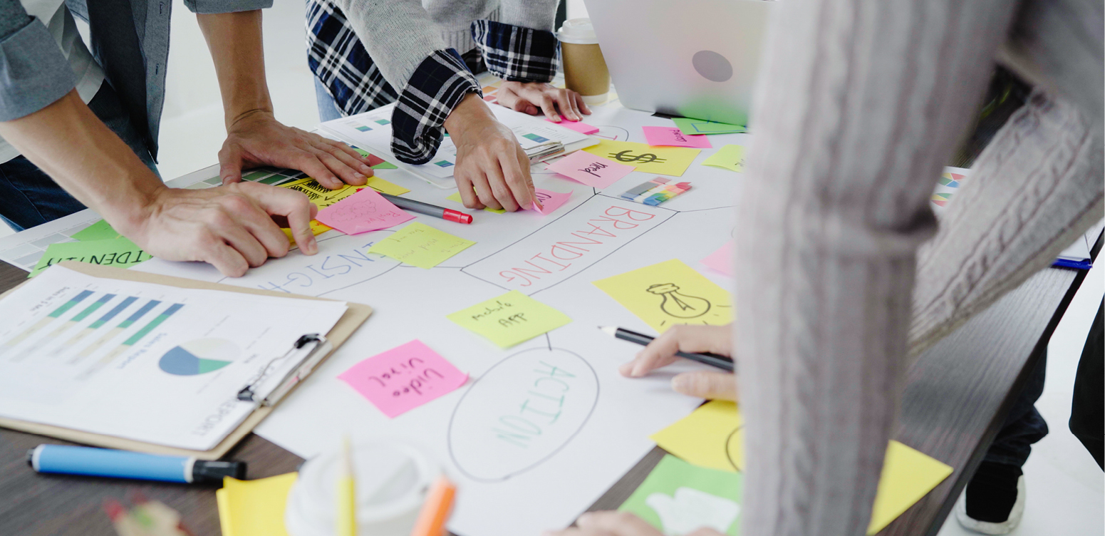 Designing a great service through storyboarding image