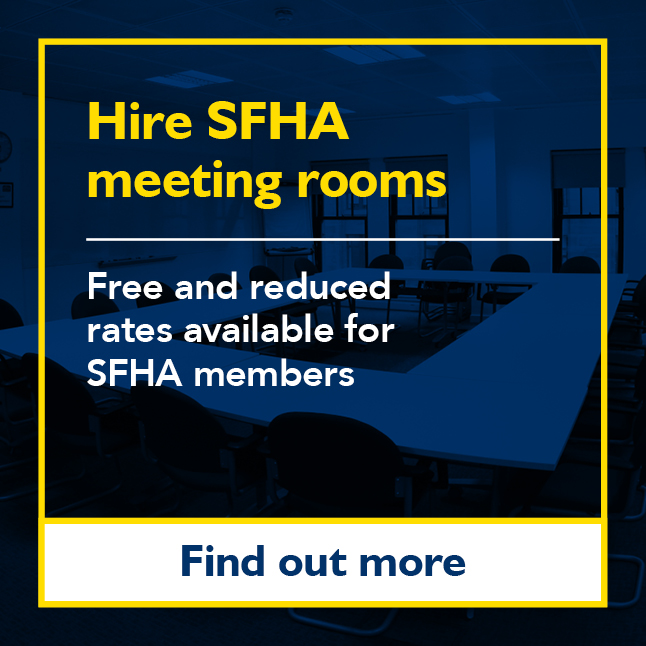 SFHA Meeting room hire featured add