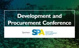 Speakers confirmed for Development and Procurement Conferences image