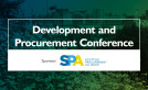 Development and Procurement Conference programme announced image