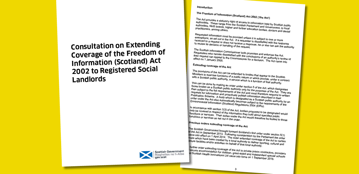 Share Your Views On FOI Extension image