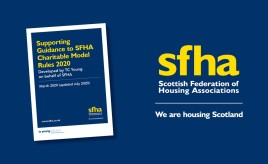 Update to Supporting Guidance to SFHA Model Rules 2020 now available