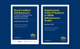 Covid-19 Supplemental Guidance to SFHA Self-Assurance Toolkit now available